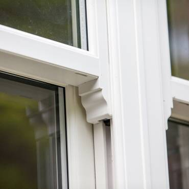 Advantages of ready-made wooden windows over UPVC
